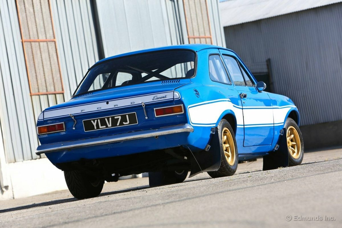 Ford escort paint codes