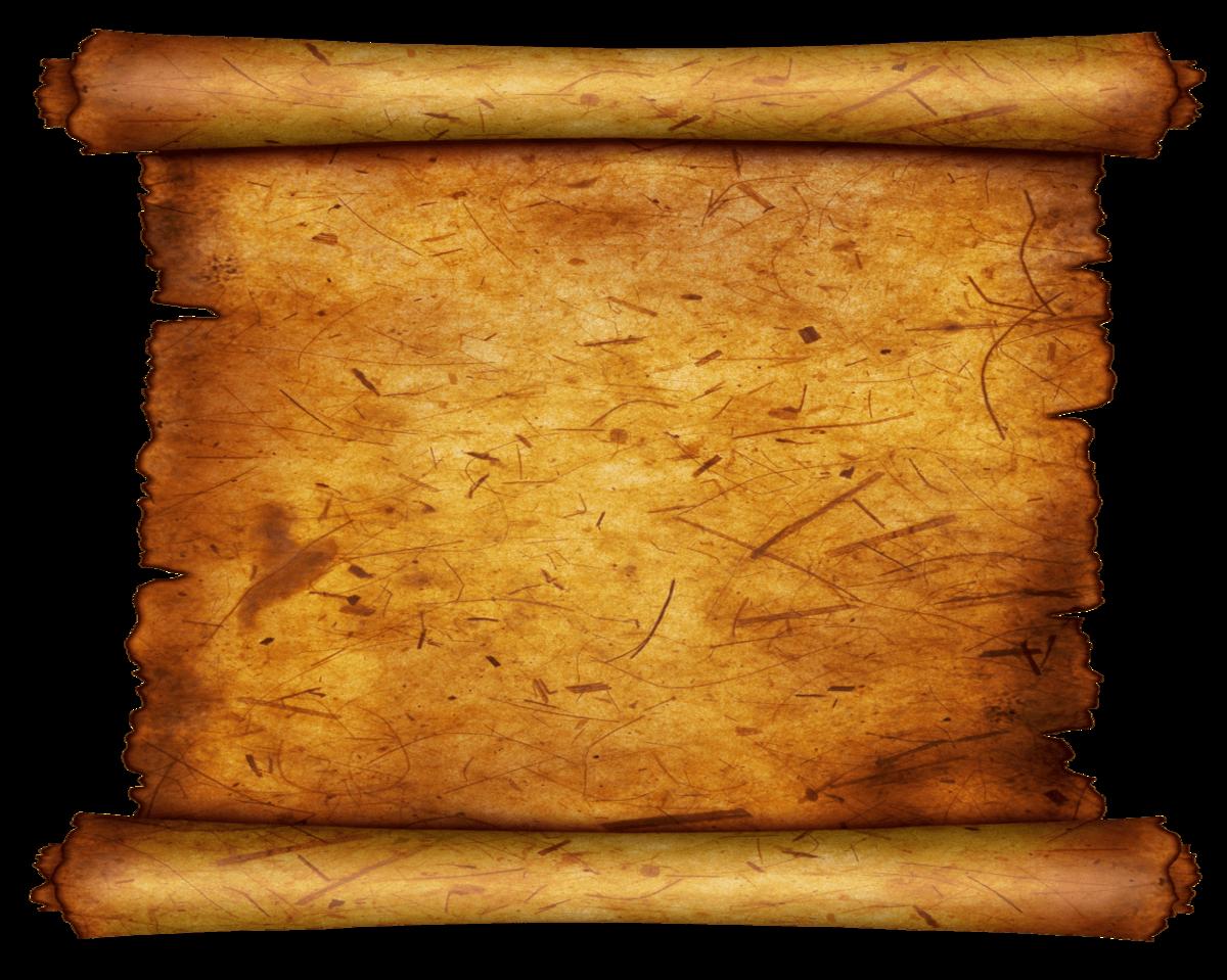 Пергамент листы в картинка