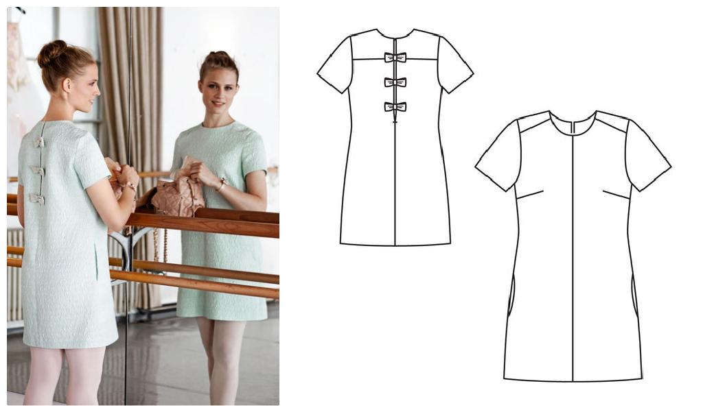 19a8fc8c12a «выкройки модных платьев для девочек» — карточка пользователя kumbrasyev в  Яндекс.Коллекциях