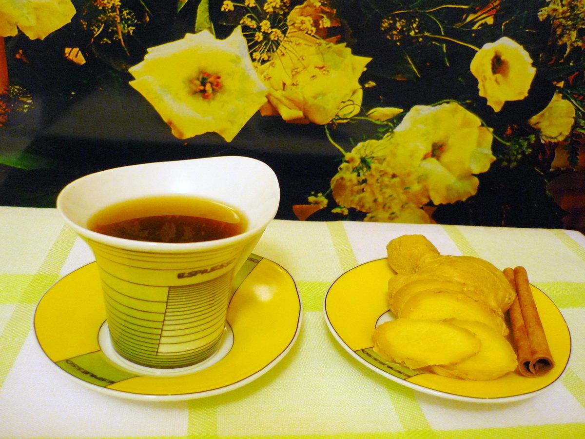 кофе с имбирем и корицей для похудения
