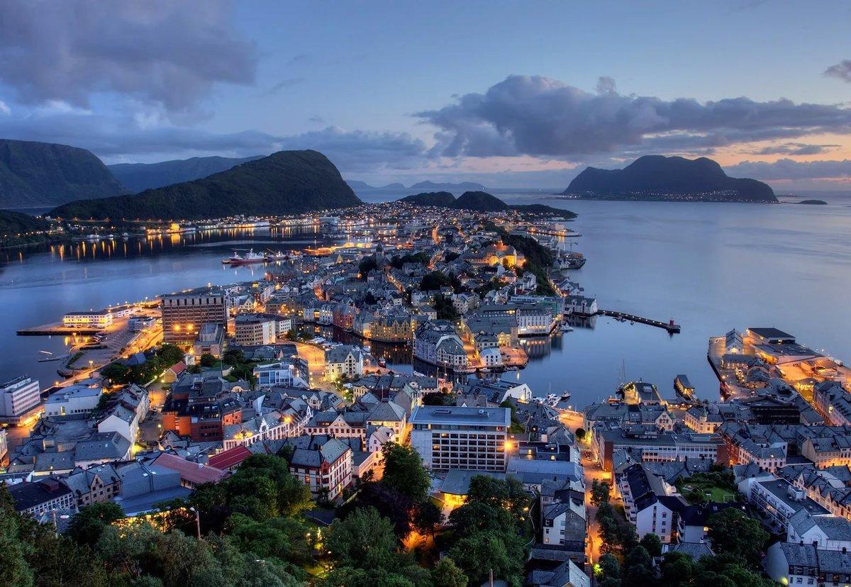 Зимнего, картинки норвегия достопримечательности