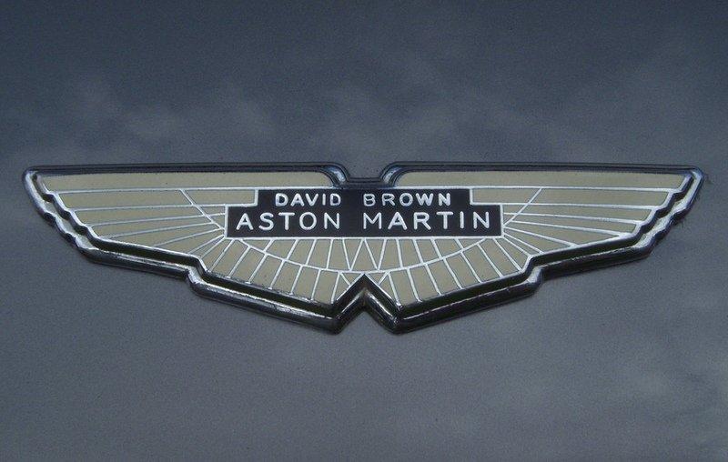 Астон Мартин Дэвида Брауна, логотип