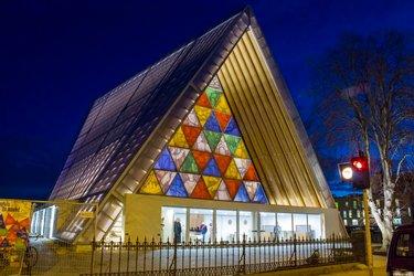 треугольники в архитектуре