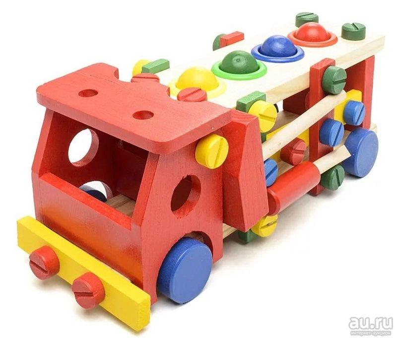 Где купить деревянные игрушки для детей