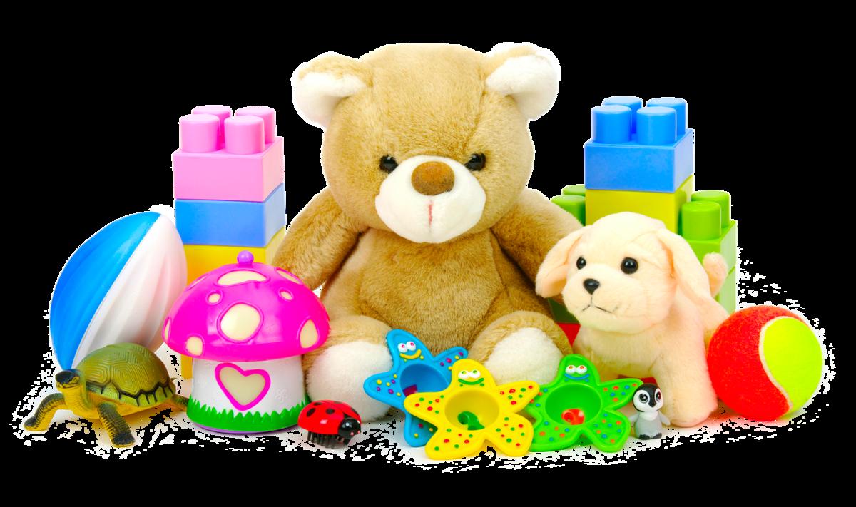 Картинки дети с игрушками на прозрачном фоне