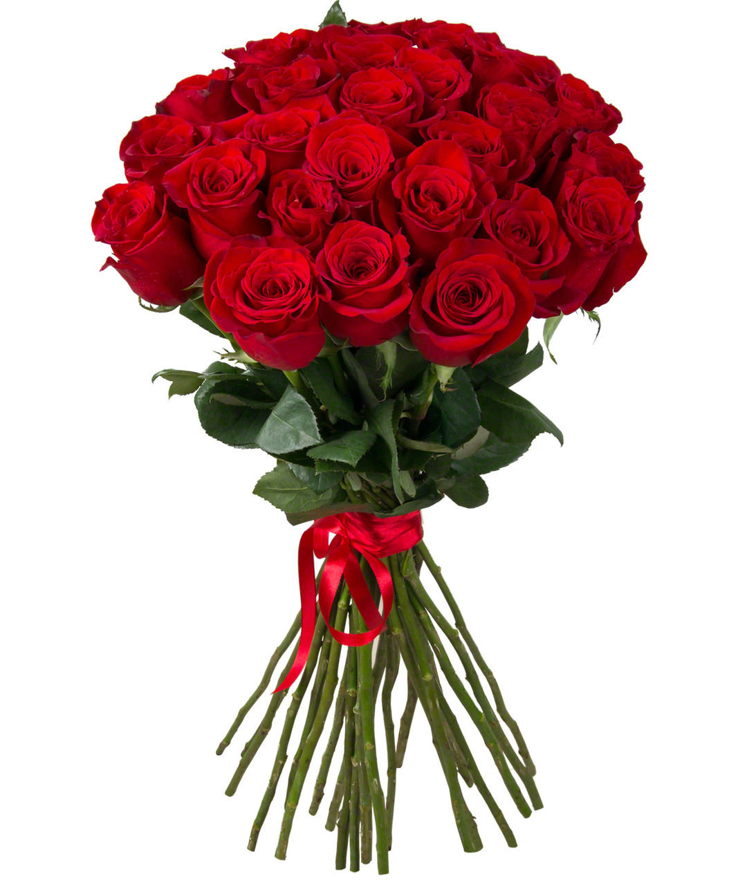 Для молодой девушки огромный букет красных роз пророчит счастливую и беззаботную жизнь.