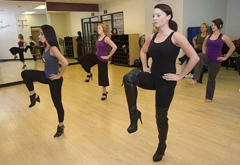 Stiletto Workout Class
