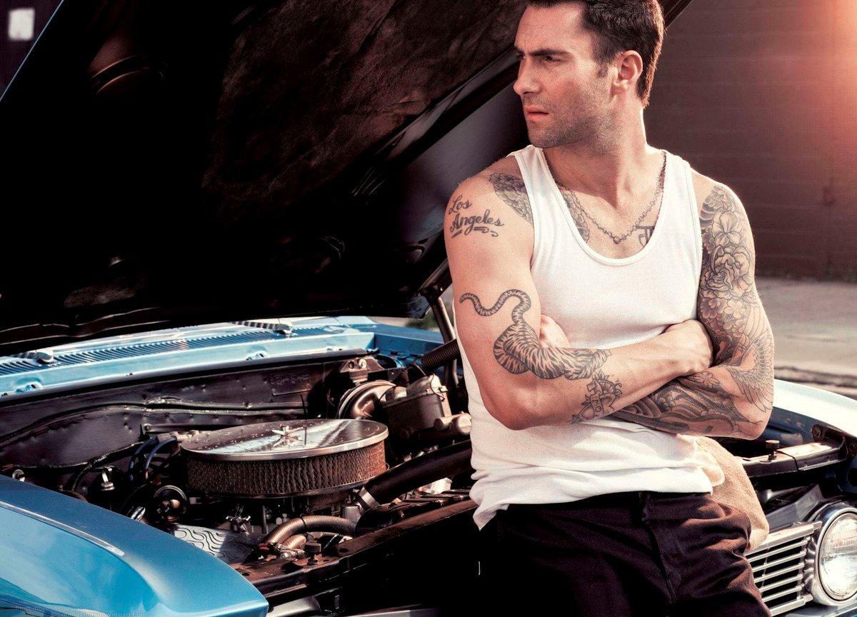 adam levine tattoos - HD1200×864