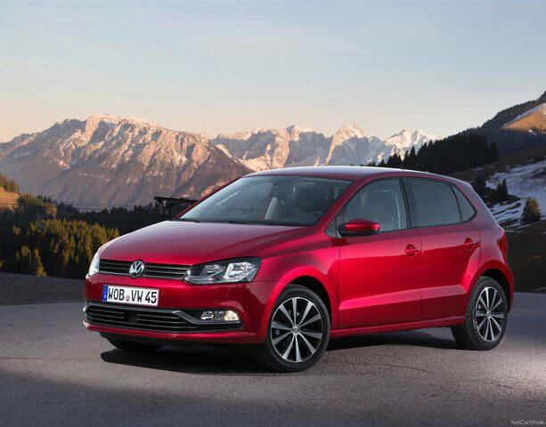 Новый Volkswagen Polo Hatchback