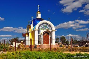 часовня святого николая в николаеве