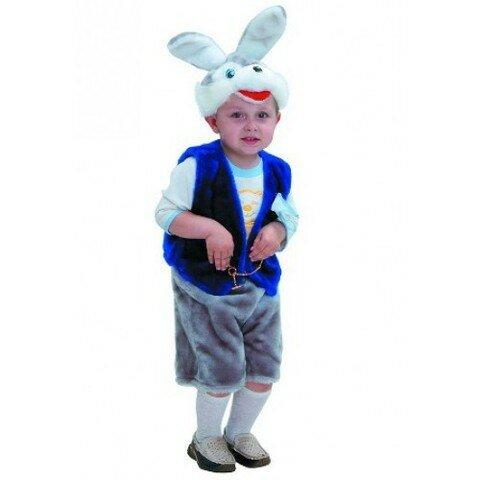 Костюмы для детей – костюм зайки