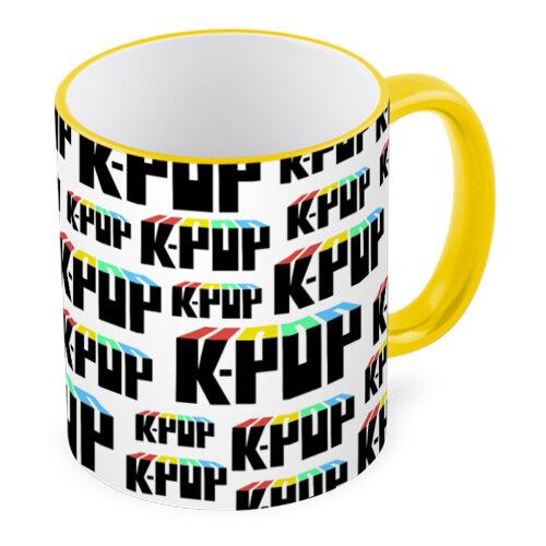 Кружка 3D K-pop