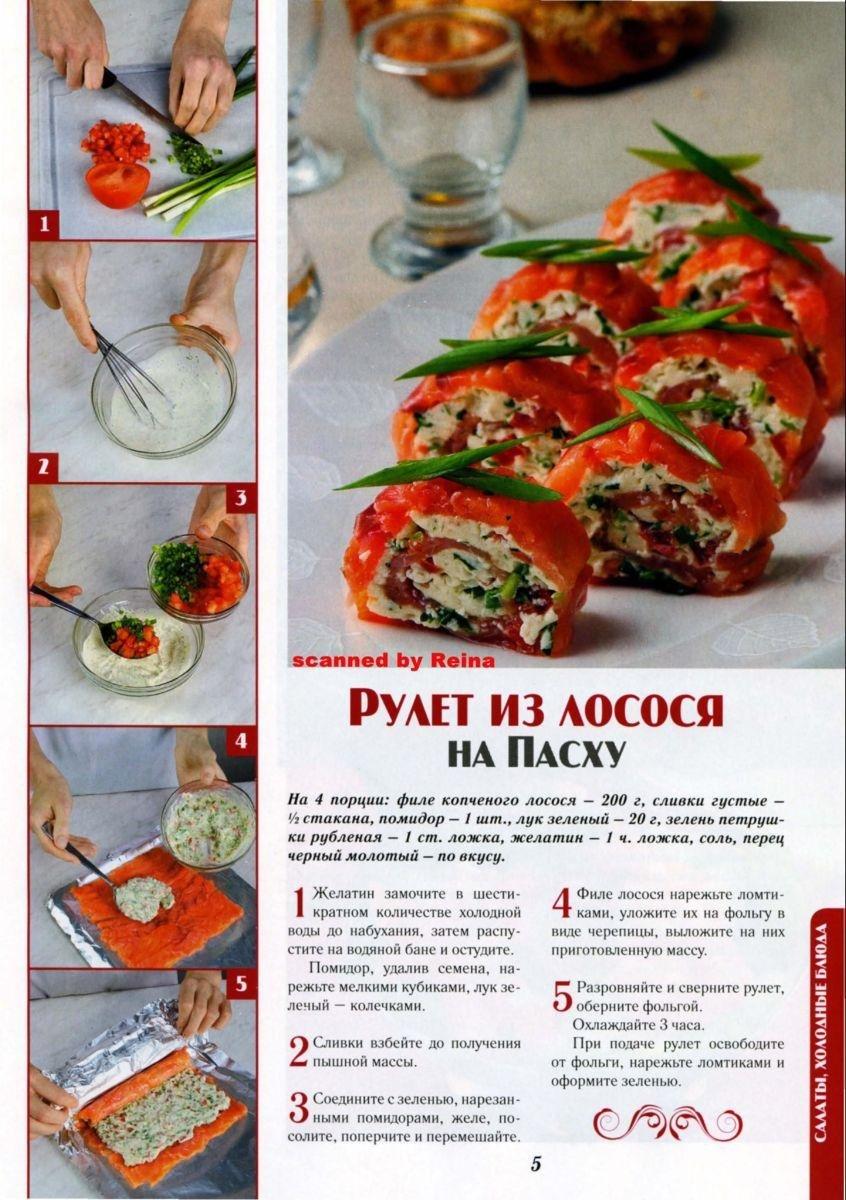 рецепты разных блюд с пошаговыми фото полностью