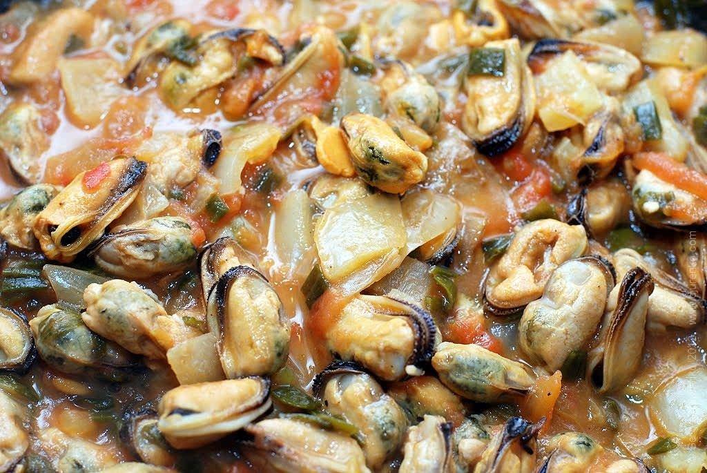 блюда из мидий замороженных рецепты с фото ориентироваться комплексы