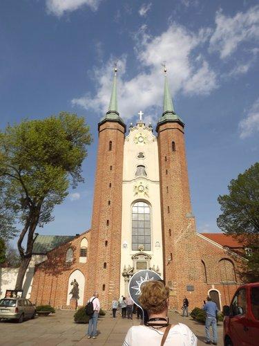 оливский собор гданьск