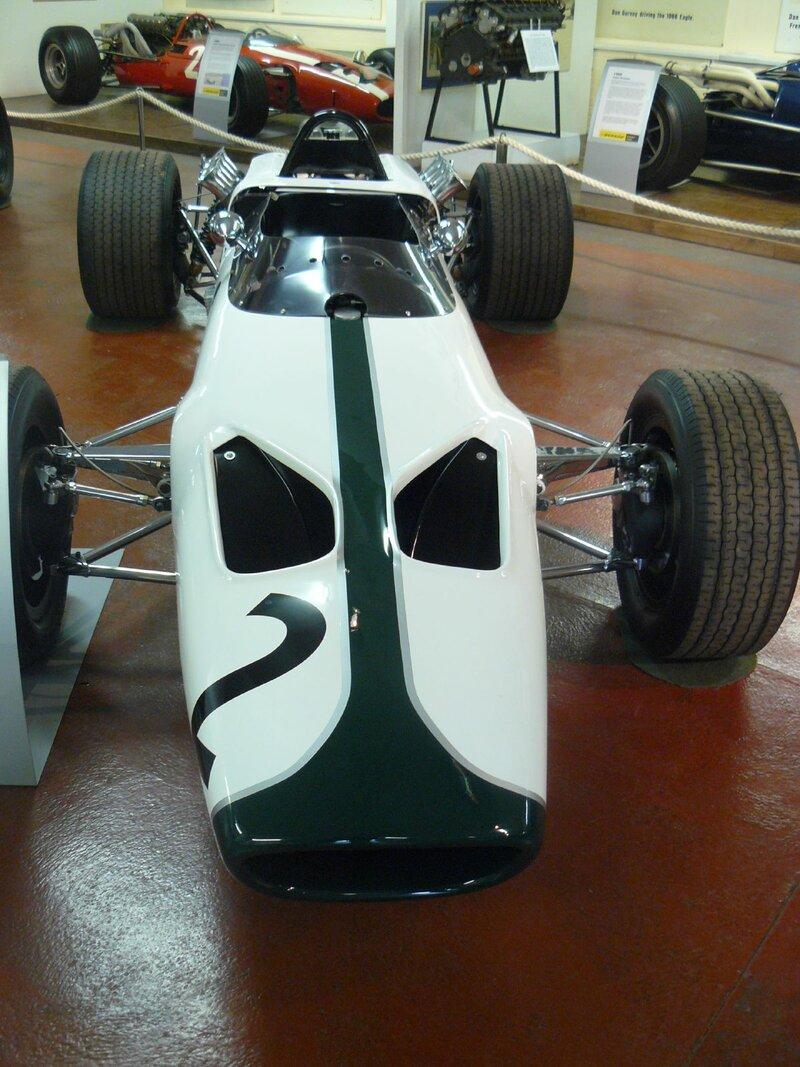1966 McLaren M2B