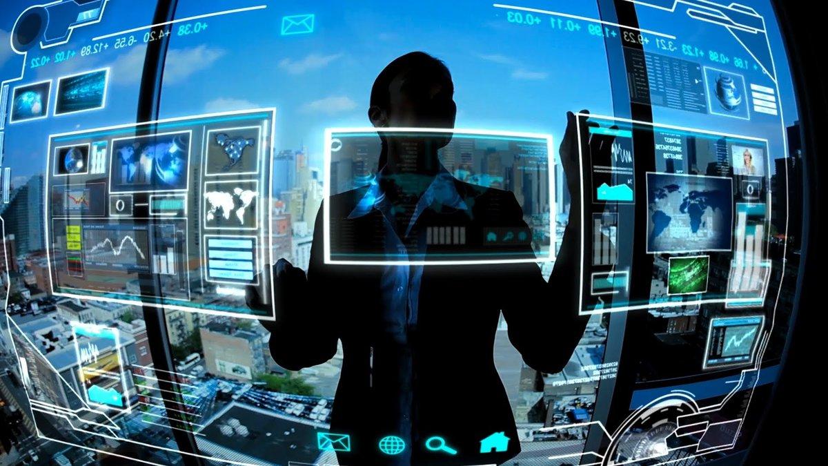 Будущее компьютеров картинка