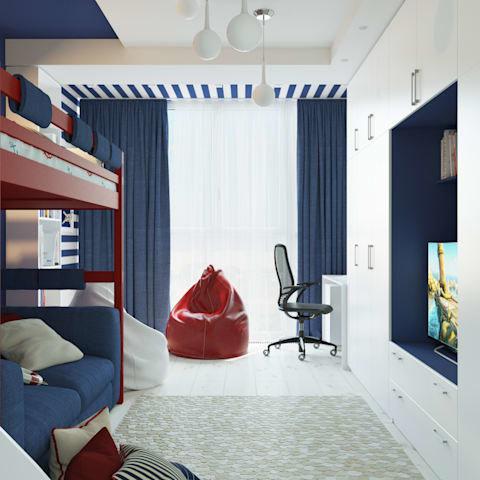 Огромная коллекция идей по дизайну детской комнаты. Тысячи фотографий и подборок идей по дизайну интерьера детской от лучших специалистов со всего мира