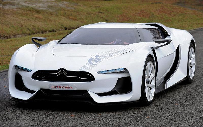 2008 Citroen GT by Citroën Concept