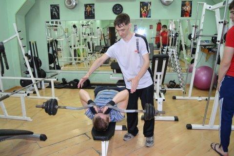 Тренировки на повышение мышечной массы.