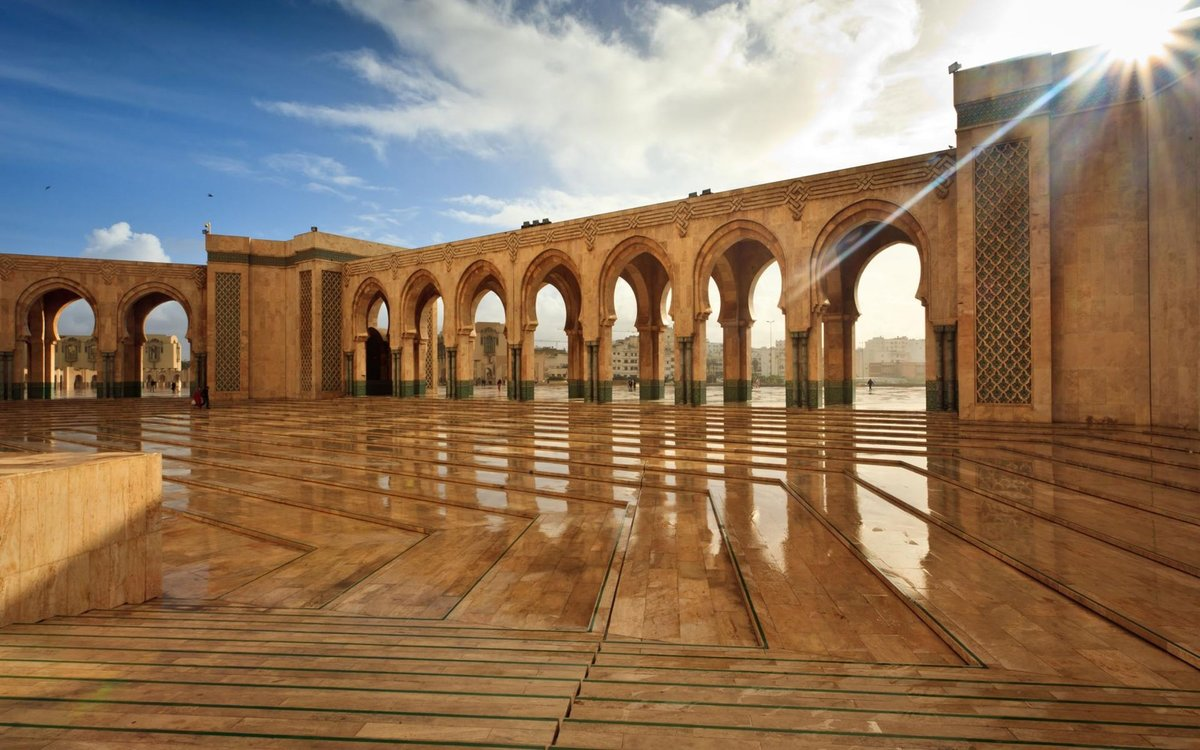 собрали для марокко достопримечательности фото и описание недавнего времени сюда