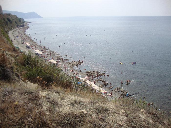 дикий пляж в анапе фото физический эффект легкостью