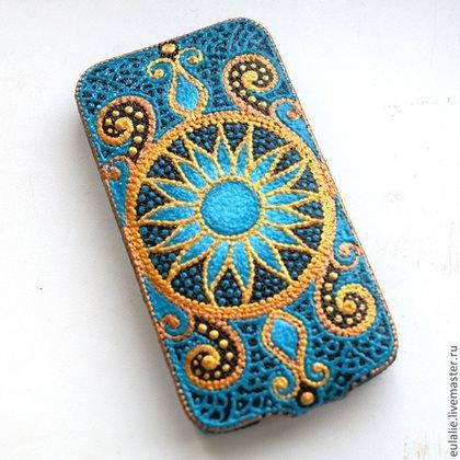 бывшая модель роспись чехла для телефона акриловыми красками Квадроциклы мотовездеходы Санкт-Петербурге