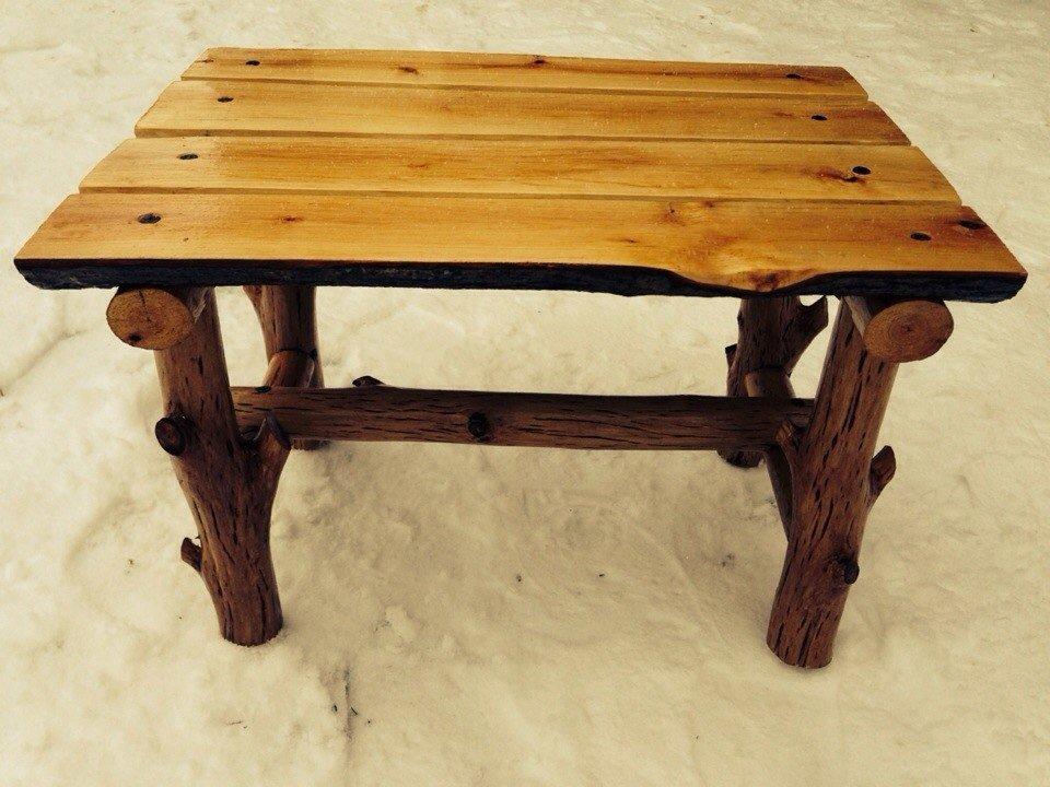 наши друзья, столы деревянные из массива ручной работы фото небольшие размеры, снимки