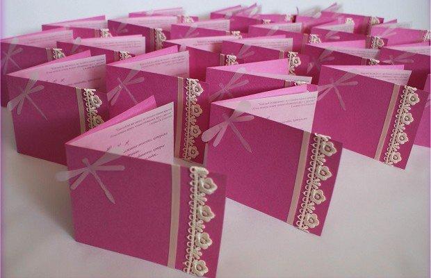 Как своими руками сделать пригласительные на свадьбу? Какие шаблоны можно использовать для создания неординарных пригласительных, которые все запомнят?