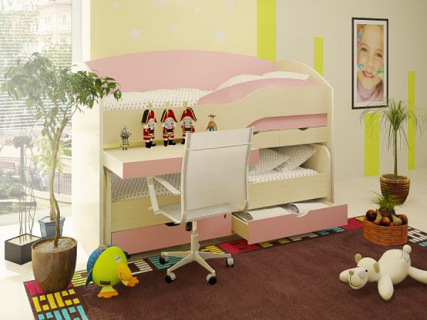 Ребенку своя комната непременно должна нравиться. Это то личное пространство.