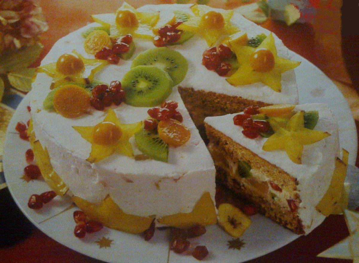 экзотические пирожные рецепт с фото-хв6