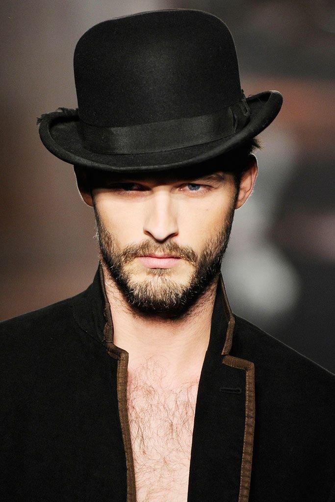 кельты стильные фото мужчин в шляпе шикарными титьками трахается