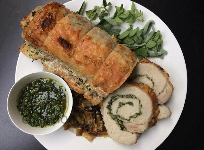 Блюда из лопатки свинины рецепты с фото