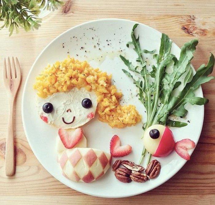 Картинки вкусной еды для детей, бабули прикольные