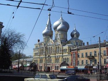 свято пантелеймоновский храм одесса