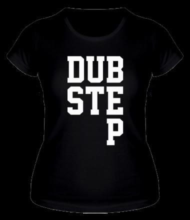 Женская футболка DubStep Lines