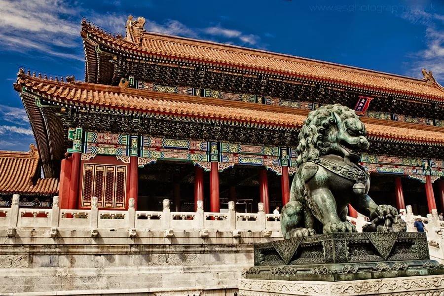 s1200 - Рассказ туриста-обывателя о своем путешествии в Пекин. Китай