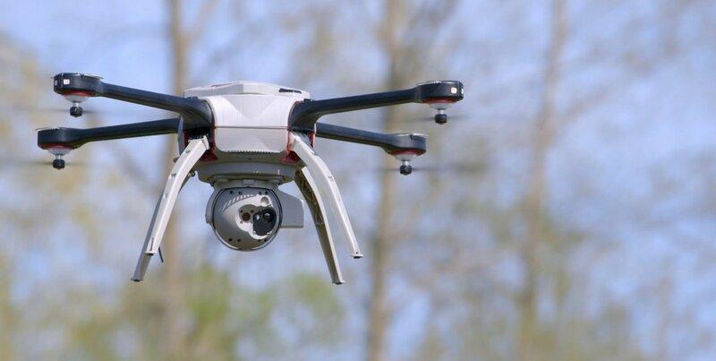 Фотодрон  Sky Drone