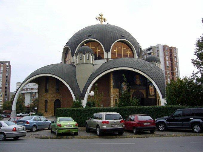 Храмы Скопье