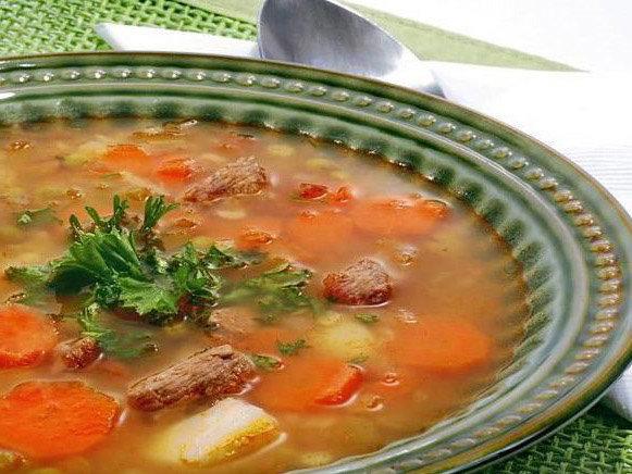 остри блюдо грузинской кухни