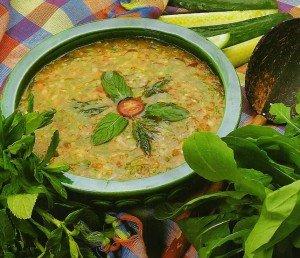 ВАРАН ПХАЛА. Людям питта-конституции следует употреблять это блюдо в очень умеренных количествах.
