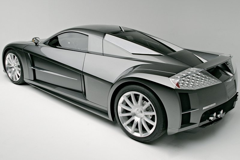 Chrysler ME Four-Twelve: несостоявшийся американский гиперкар