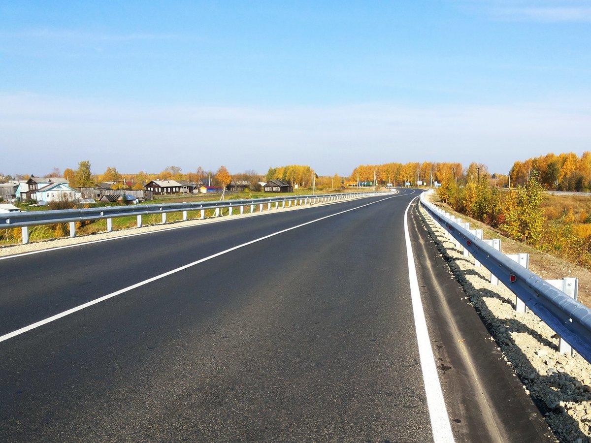 Расширение дороги в картинках