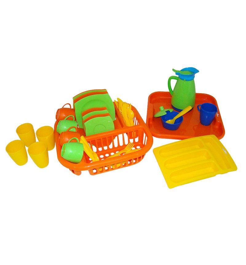 Для девочек игрушки посуда