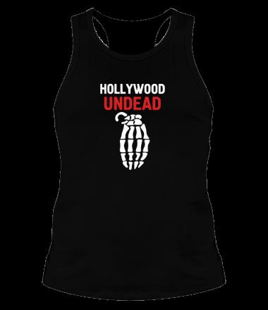 Мужская майка борцовка hollywood undead