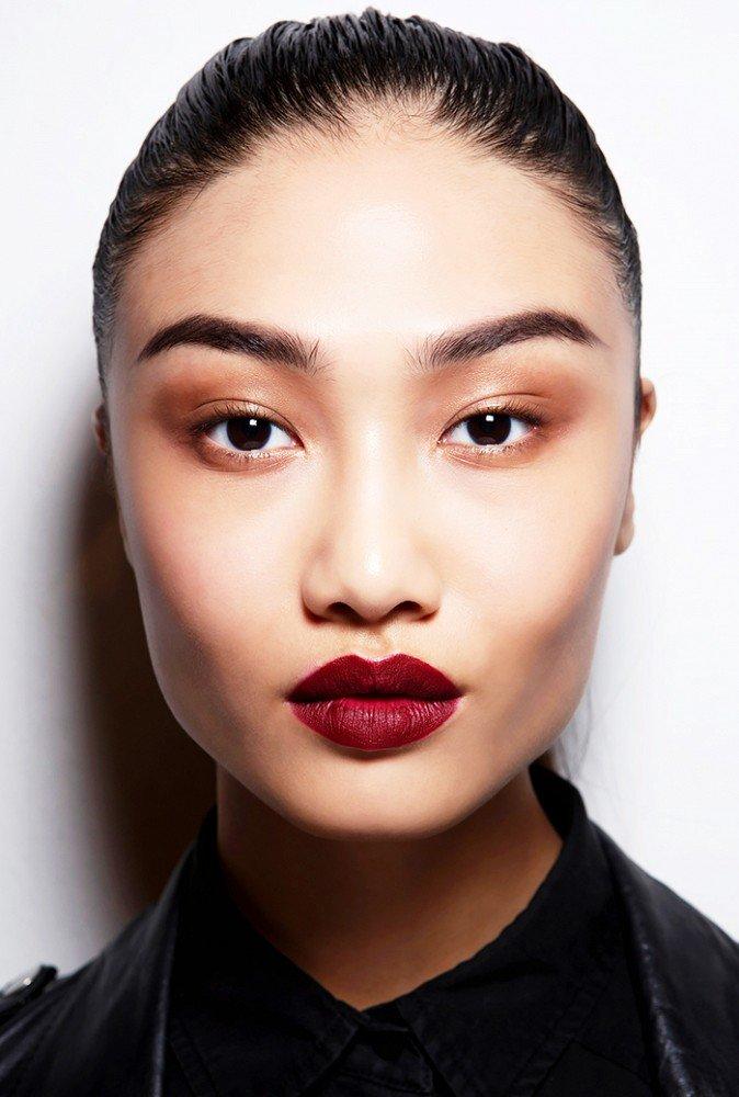 макияж для азиаток что ли
