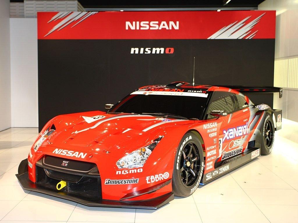 гоночные автомобили nissan 350z