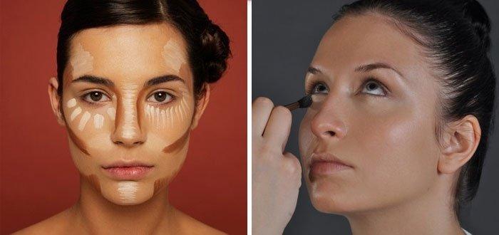Вопрос о том, как наносить макияж правильно, волнует многих девушек. Соблюдая основные правила, получится подчеркнуть достоинства и скрыть недостатки лица.