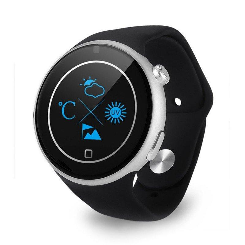 Выбирая, какие смарт часы лучше купить на алиэкспресс, покупатели часто останавливаются именно на данной модели.