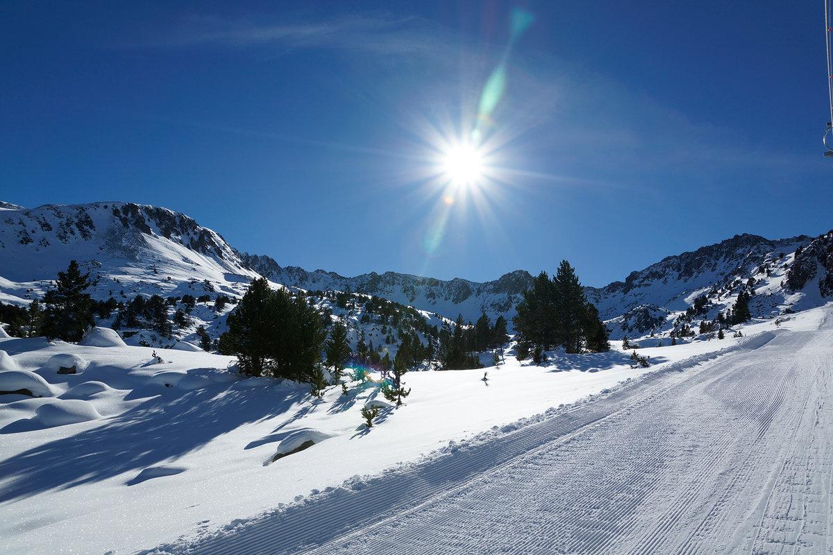большую известность андорра горнолыжный курорт фото владеет вокалом, также